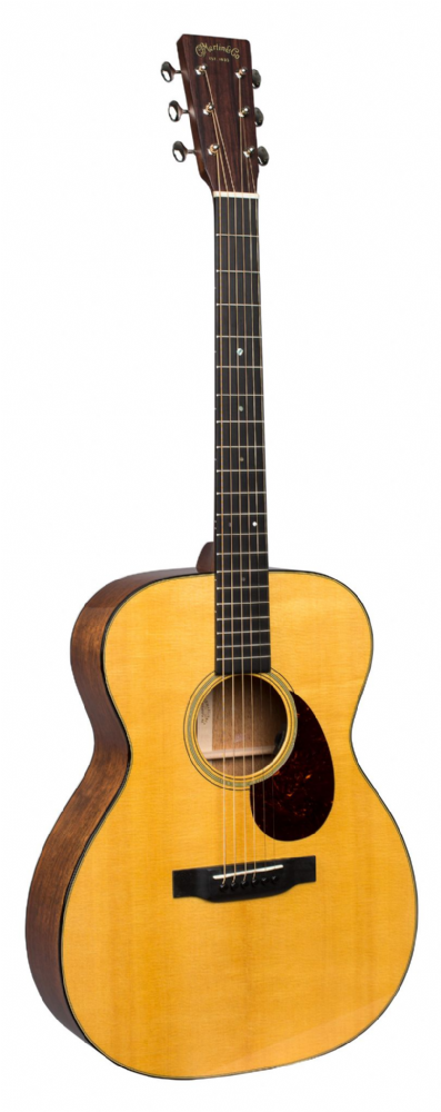 Martin OM-18E with LR Baggs Anthem Pickup